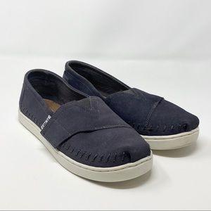 Toms   Blue-Grey Shoes